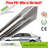 Most popular privacy automobile 2ply 1.52*30m solar window tint film decorative car windows