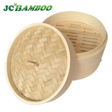 High quality square bamboo food steamer for Australia market