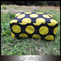 Softball Custom Personalized Make Up Bag