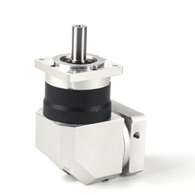 Right angle 90 degree planetary gear reduction