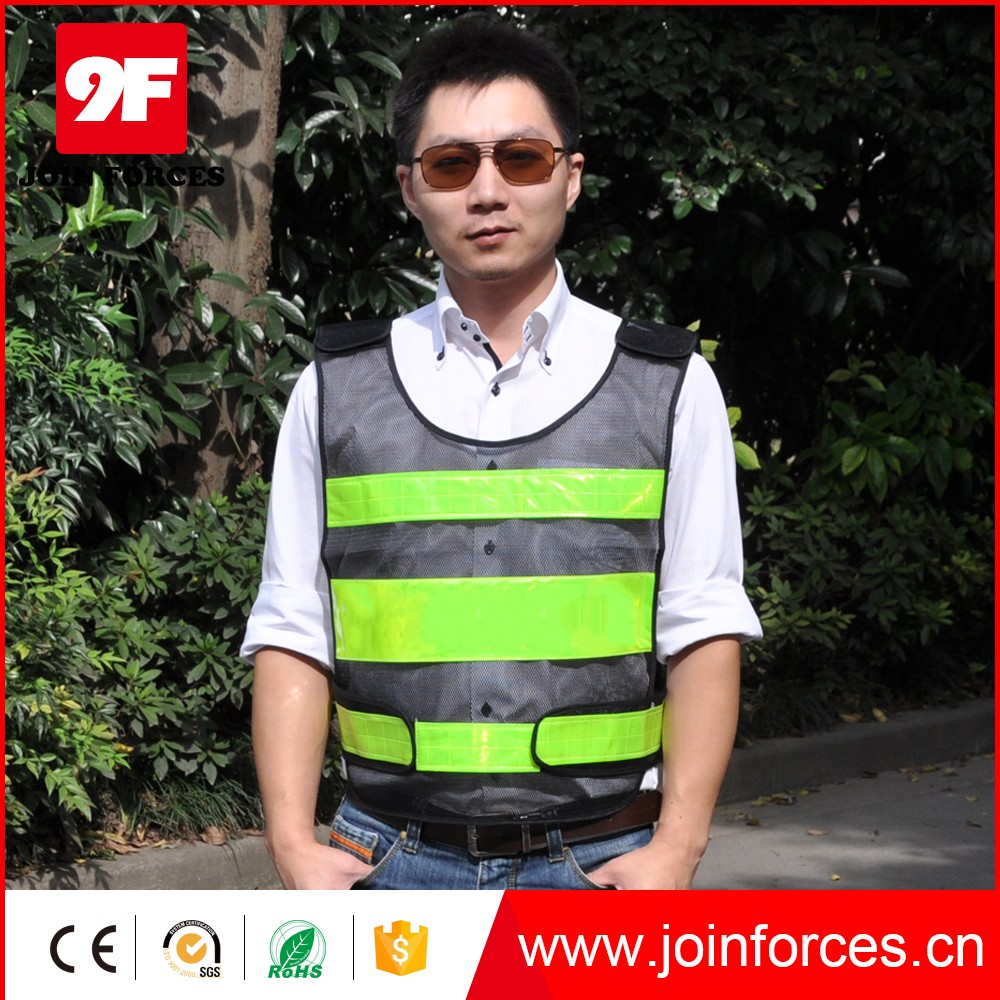9F Reflective Safety Vest