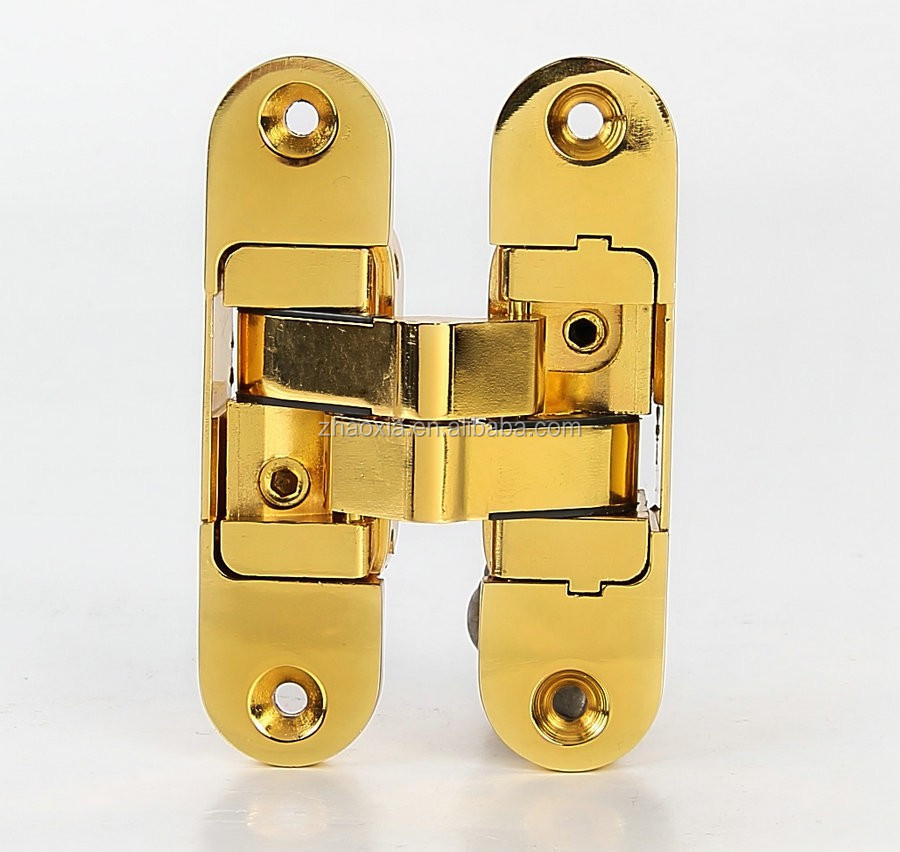 Doors & Windows Accessories 3d adjustable concealed hinge