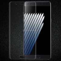 HD tempered glass remove air bubbles screen protector for samsung galaxy note 7