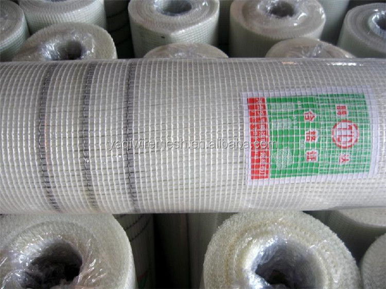 Hebei produce alkali-Resistant fiberglass mesh for water-proof of building roofs widely used in Canada