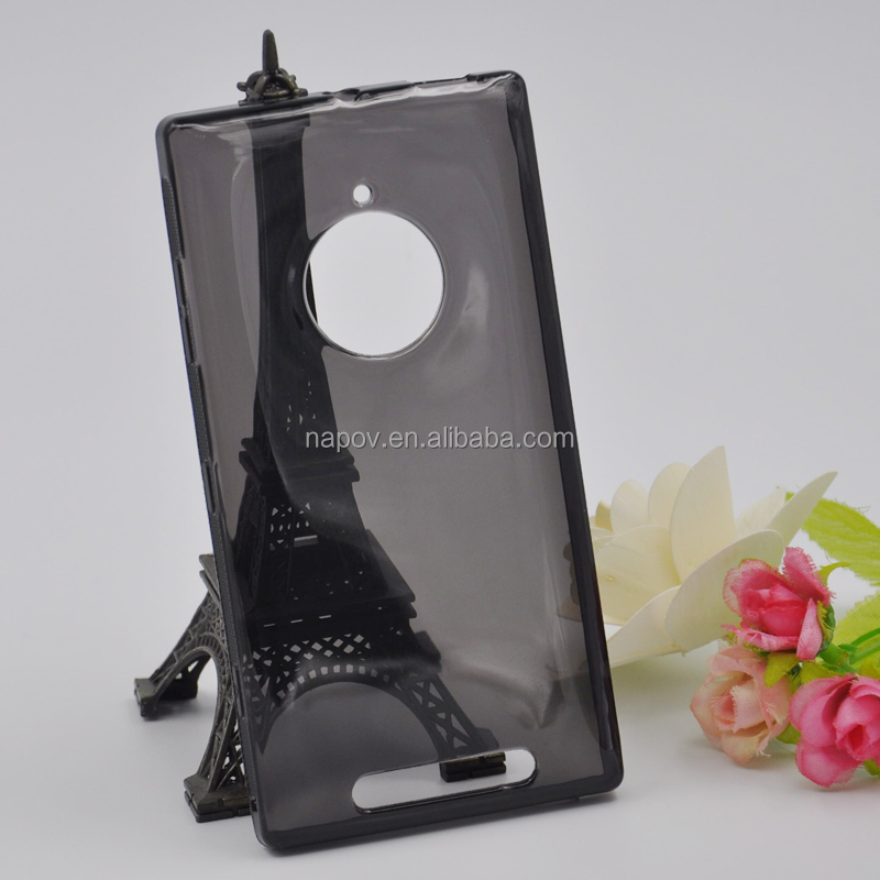 TPU Material Gel Soft Cover Phone Case for Nokia Lumia 830