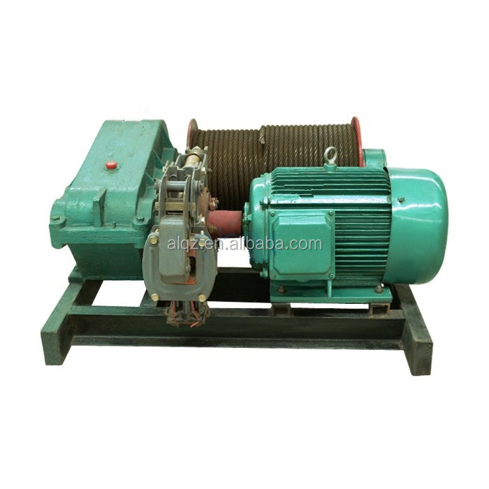 JK series 3Ton small electric hoist winch