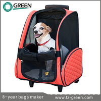 New arrival Trolley Pet Carrier with Wheel