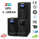 China UPS price in Pakistan LCD display online UPS 2kva single phase UPS