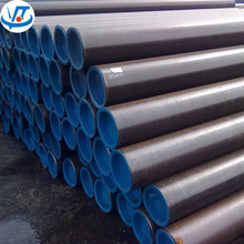 A53 (A / B) ST37 Sch40 Hot Rolled Carbon Seamless Steel Pipe