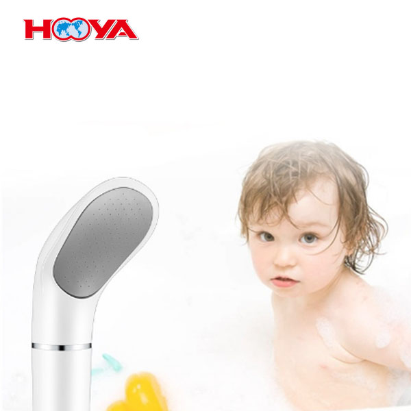 healthy bathroom special shape plastic shower head