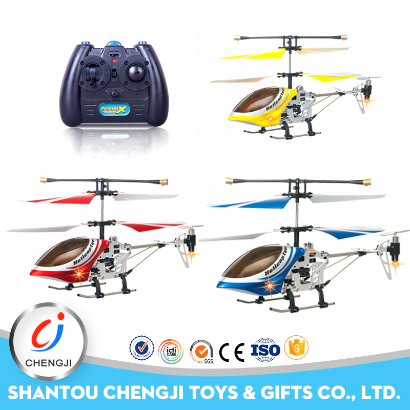 Low price factory mini alloy structure rc helicopter for sale