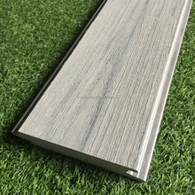 Outdoor living composite wpc decking/pvc decking