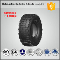 China top brand tyre radial 16.00r25 crane tire, loader tire