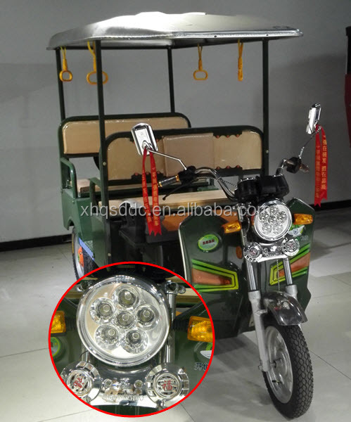 Electric auto rickshaw three wheeler manufacturers in china with low price