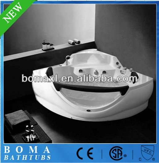 Whirlpool Bathtubs/Corner Acrylic Bathtubs/Japanese Massage Bathtub