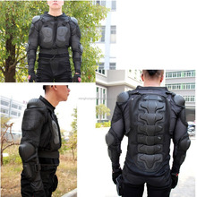 Mesh motorcycle body armour jacket mens Black Red color available