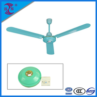 Professional manufacturer factory price ceiling fans for conservatories
