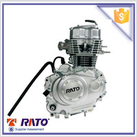 High performance RW157FMJ single cylinder motorcycle engine