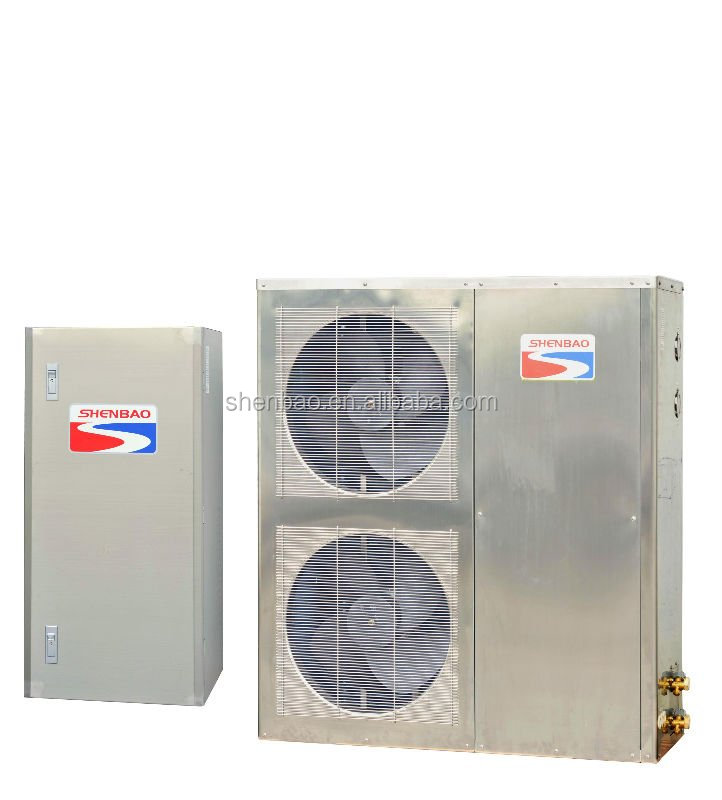 Stainless Steel Cabinet Heat Pump,DC Inverter Heat Pump air source
