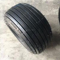 Soft rubber tires for lawn mower &Golf Cart
