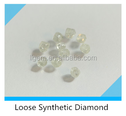 Wholesale Rough Synthetic Diamond Crystal Stone for sale