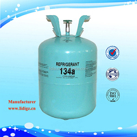 Eco-friendly High Purity Refrigerant Gas R134a