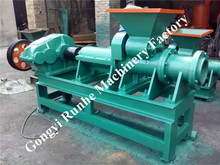 30 years Coal Charcoal Rods Briquette Making Machine/coal And Charcoal Sticks Briquette Extruder Machine