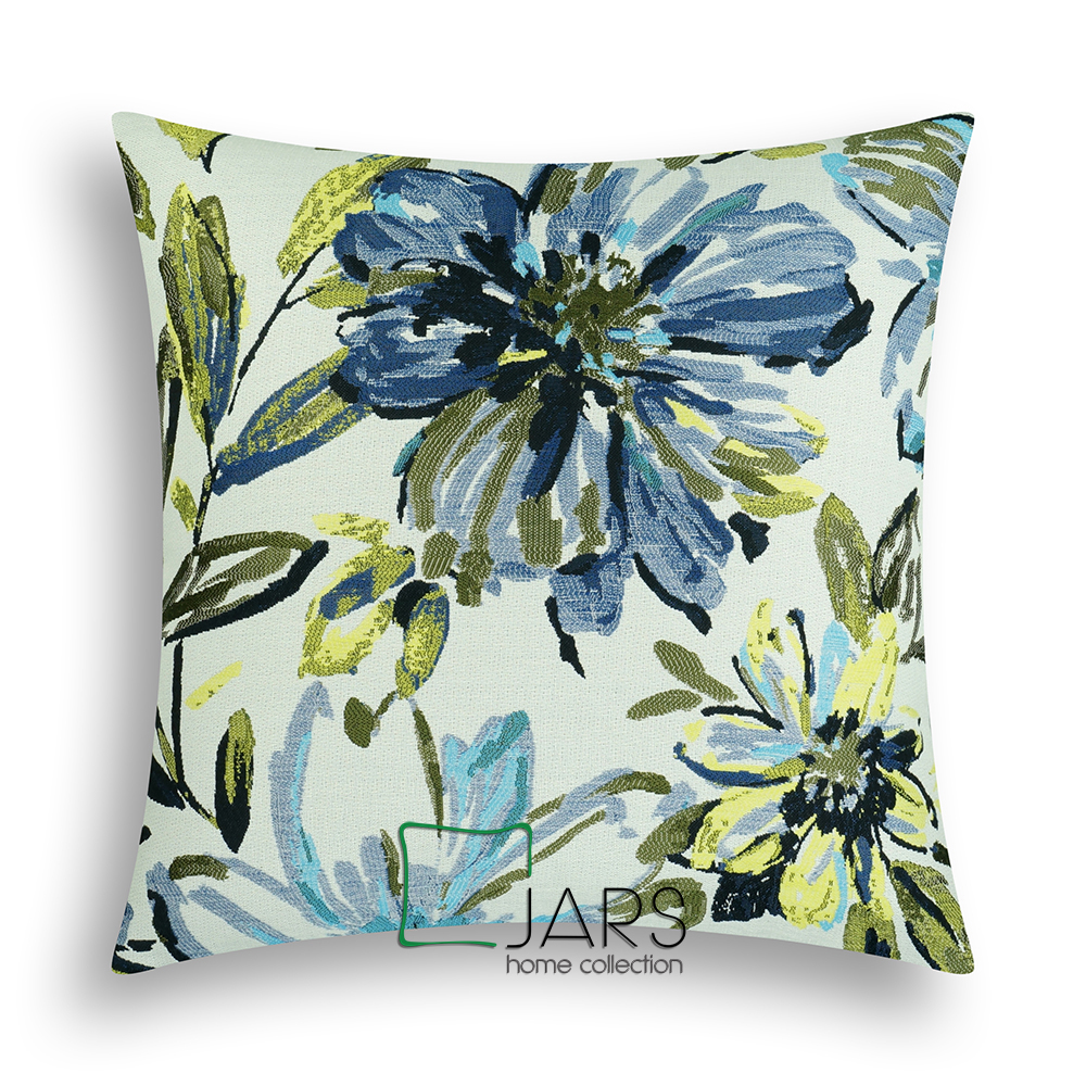 2017 new fashion home deco flower cushion cover