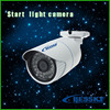 New product!!! login HI 3516D chip 1080p full hd 2.0mp ip camera waterproof ip66 p2p clould star light camera