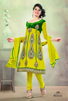 Fancy Dailywear, Cotton, Designer Dress Materials and Churidars.For Business Purpose Only