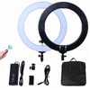 /product-detail/photographic-lighting-18-inch-rl-448-3200-5600k-beauty-lamp-90w-selfie-led-ring-light-with-tripod-60751235709.html
