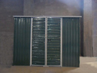 Cheap Shed in Garden / Outdoor steel shed kitset for sale