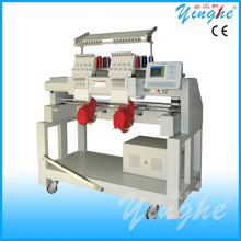 Removable one head embroidery machine