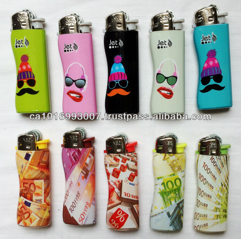 Mini Fasion Flint Lighter for cigarette promotional gifts