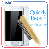 New productanti-blue-ray full cover anti-static 4h hardness quickly repair screen protector