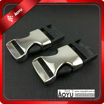 high quality plastic side release buckle