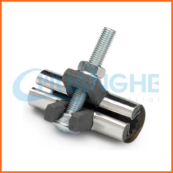 China manufacturer quick release adjustable pipe clamp