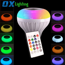LED Smart <strong>Bulb</strong> RGB Bluetooth Speaker Music <strong>Bulb</strong>