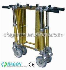 DW-TR004 aluminium casket cart for coffin