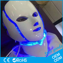 Skin Whitening collagen LED Facial Mask red light therapy machine For Spa
