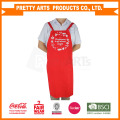2015 promotion Christmas dinner apron for xmas