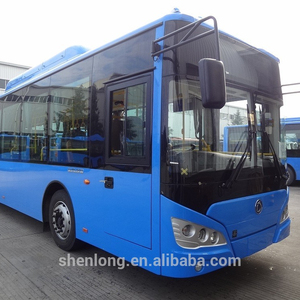 electric city sightseeing bus for sale SLK6129USCHEV