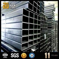 galvanized square steel pipe,seamless galvanized square tube square tube 100x100