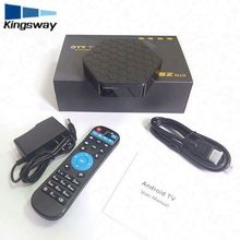 OCAT CORE S912 android 7.1 2G 16G kd player 17.3 Pre-installed T95Z PLUS set top box