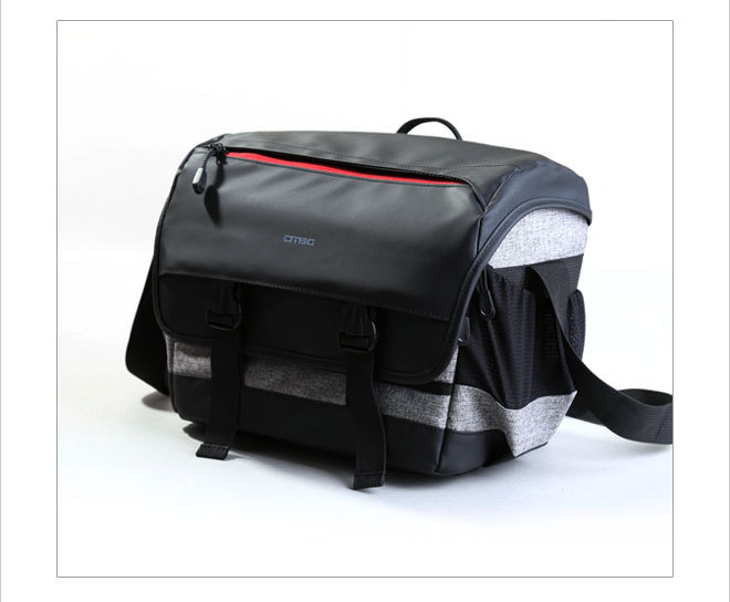 Trendy fashionable waterproof dslr camera bag