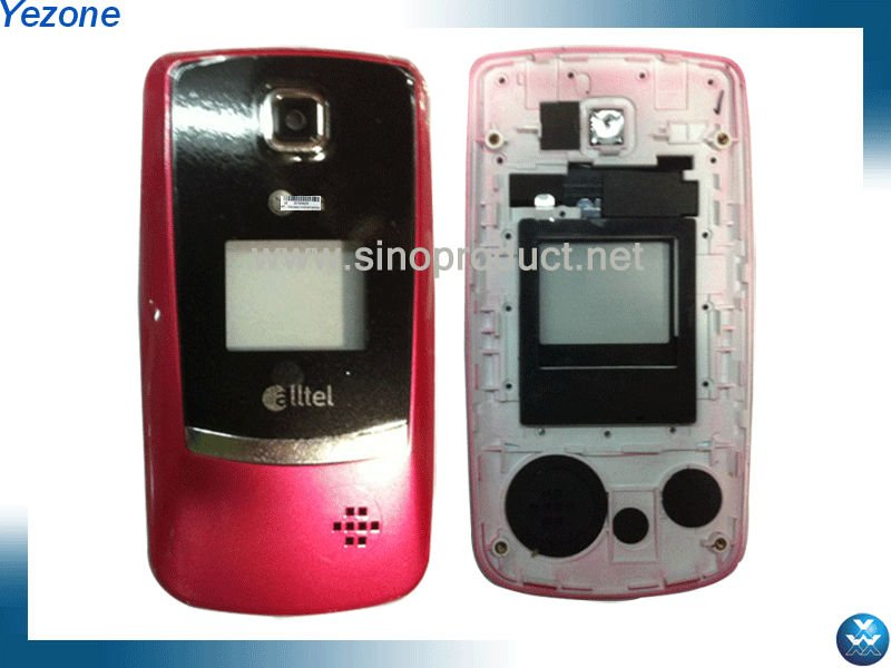 Mobile Phone Housing For LG ax300 Front Cover
