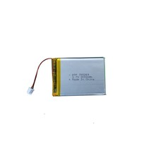 12v 3000mah rechargeable deep cycle laptop 12V li polymer battery pack