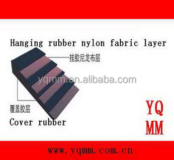 Nylon conveyor belt NN-100/125/150/200/250/300/350/400/500
