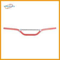 China factory wholesale motorcycle parts dirt bike off road pit bike motorcross parts aluminum 22mm handle bar 200cc dirt bike