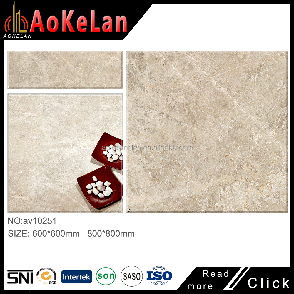 random discount match ceramic color floor tiles porcelain with glazed polished surface